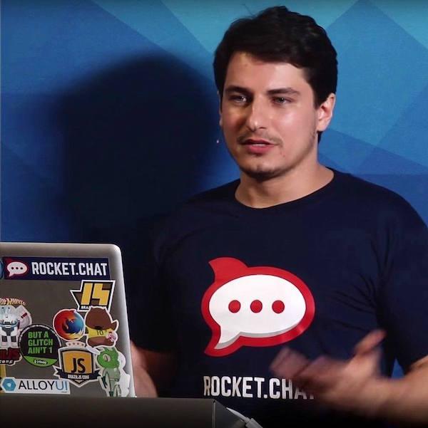 Gabriel Engel - Rocket.Chat