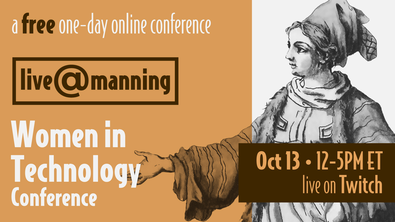 live@manning Women in Technology